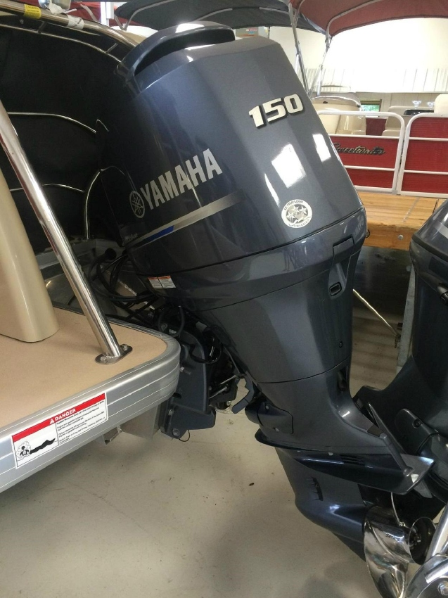 USED Yamaha 150HP Four Stroke outboard Motor Engine ( ฿46,131)