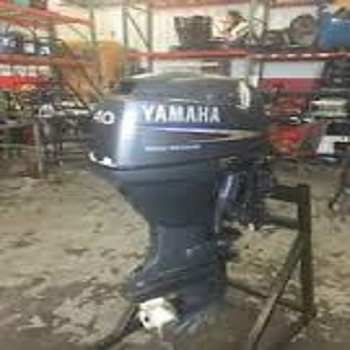 USED Yamaha 40HP Four Stroke outboard Motor Engine ( ฿24,588)