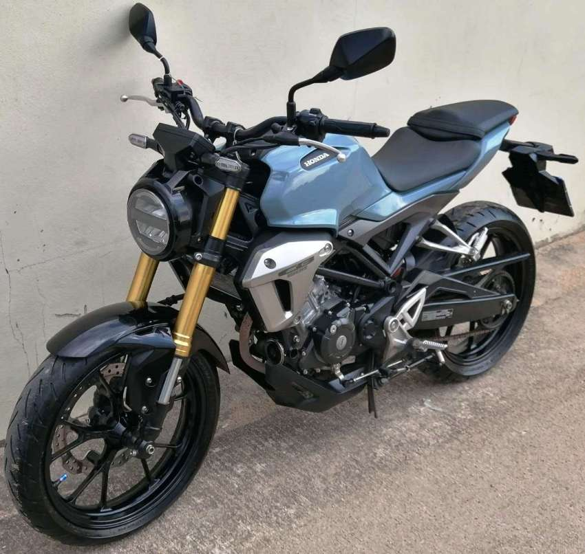 2020 Honda CB-150R 9xx km 59.900 ฿ Finance by shop