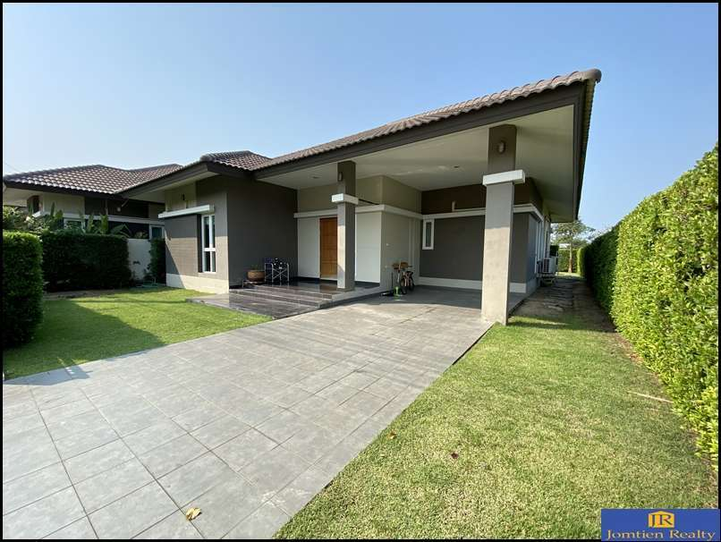 Baan Panalee 3 Bed 2 Bath with Landscape Garden for Sale at Huay Yai
