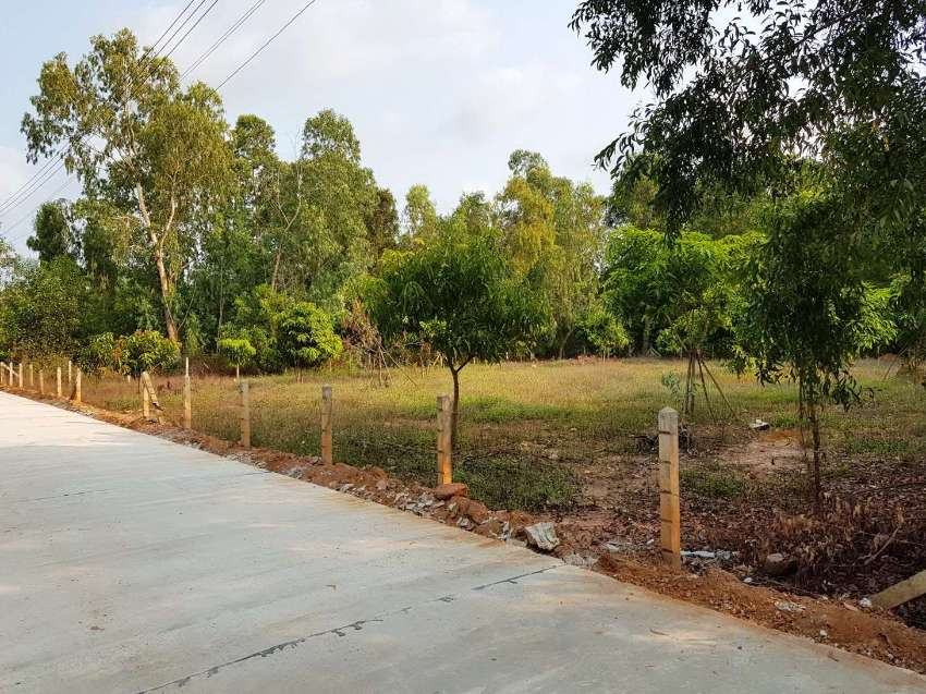 1 rai (1600 sqm) land only 900 meters from the beach!