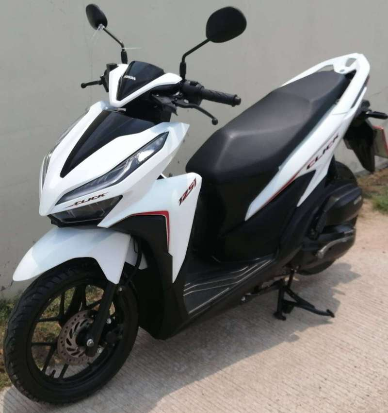 05/2019 Honda Click 125 40.900 ฿ Finance by shop