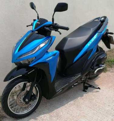 08/2020 Honda Click 125 2xxxkm 44.900 ฿ Finance by shop