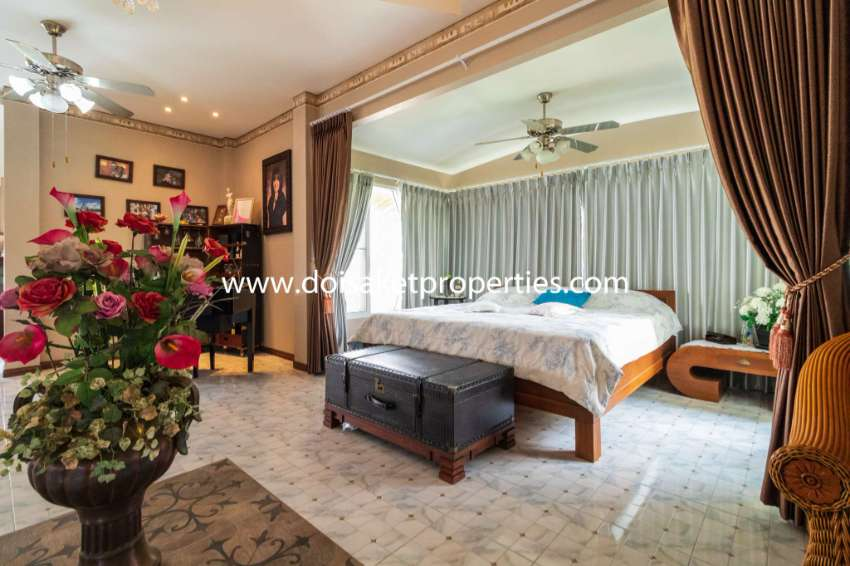 (HS309-04) Nice 3-Bedroom House with Great Garden and Views in Talat K