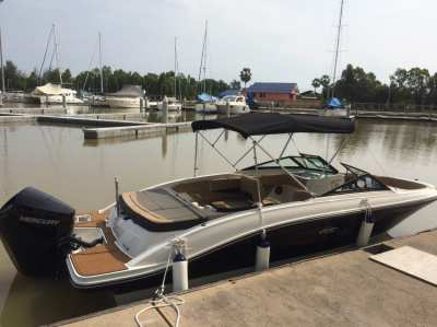 Excellent sportboat for family fun