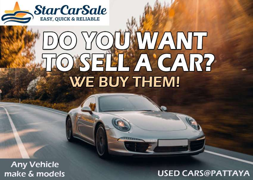 ⭐WE BUY USED CARS⭐