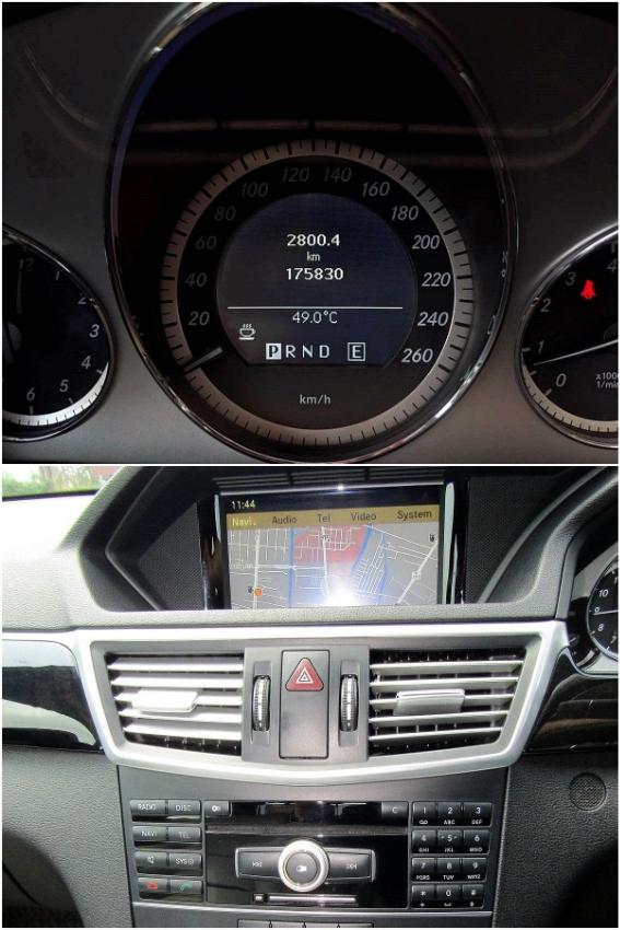 Benz E250 CGI มือเดียว สวยเดิม รถศูนย์ไทย option เพียบ