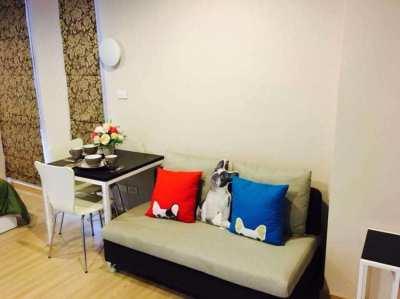 One Plus KlongChon 2 condominium for rent.