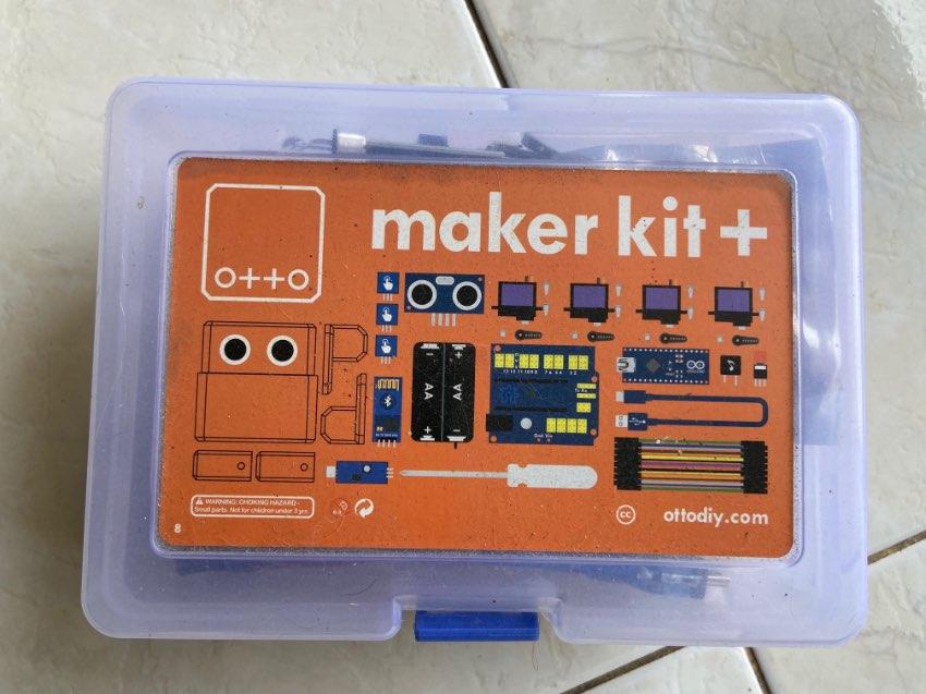 OTTO Arduino Robot Kit