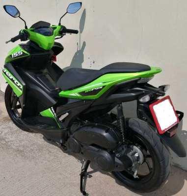 06/2019 Yamaha Earox 155 44.900 ฿ Finance by shop