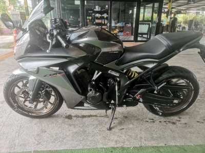 Honda CBR 650