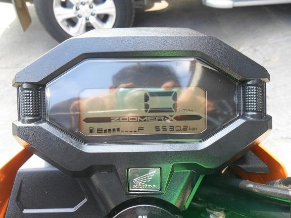 Honda Zoomer-X ปี2020 ตัวท๊อป วิ่ง5530กม. สภาพน้องรถใหม่