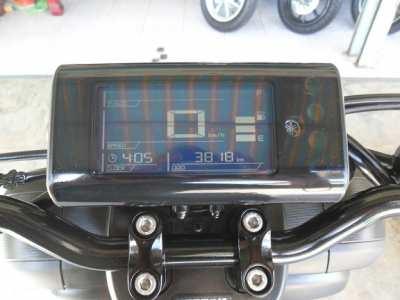 Yamaha QBix-S ตัวรองม๊อปปลายปี2019 ไมล์เพียง 3818กม.ใหม่มากๆ