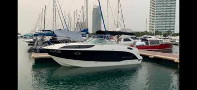 Sale Bayliner Express Cruising 25ft Only 40+ Hours 2012 from showroom