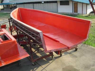 Lobsterboat 26' Molds For Sale