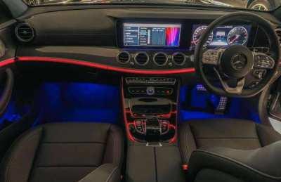 reduced price! as new Mercedes E-class 300e Hybrid