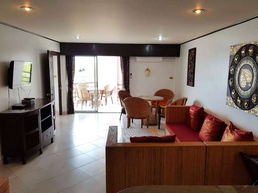 1,850,000 THB  for this fully furnished 2 bedroom beach condo!