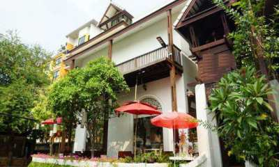 Guest House and Room for rent in Chiang Mai city (old city),