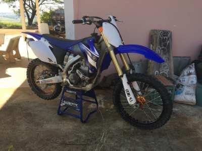 Motorcross bike