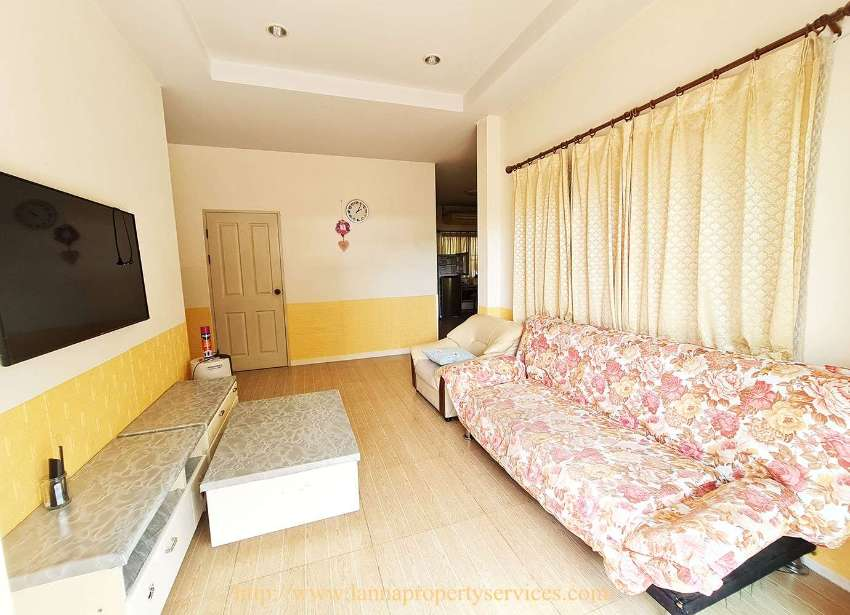 A single house furnished for rent with private pool in Wiang Kum Kam