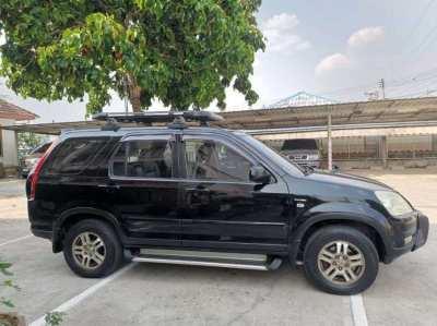 Honda CRV 2004 4WD 2.0L I-VTEC Automatic