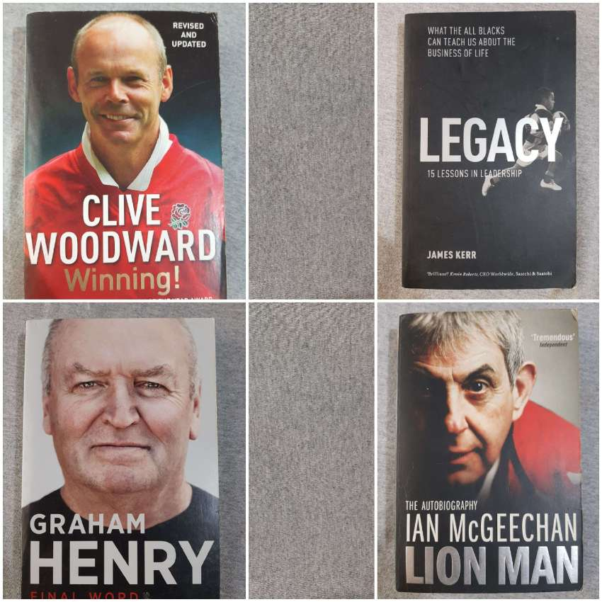 Leadership Lessons from Rugby Union