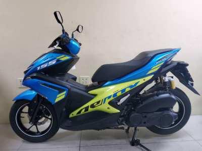 42500 NEW Yamaha Aerox 155 R ปี2019 โฉมใหม่ล่าสุด สภาพเกรดA 2730 กม.