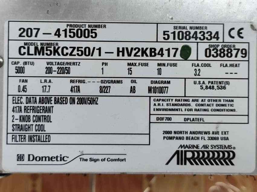 New Marine Air Conditioner
