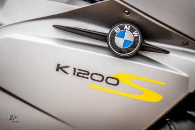 2009 BMW K1200S Ultimate Sports Tourer