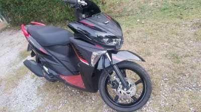 Yamaha GT Motor Bike
