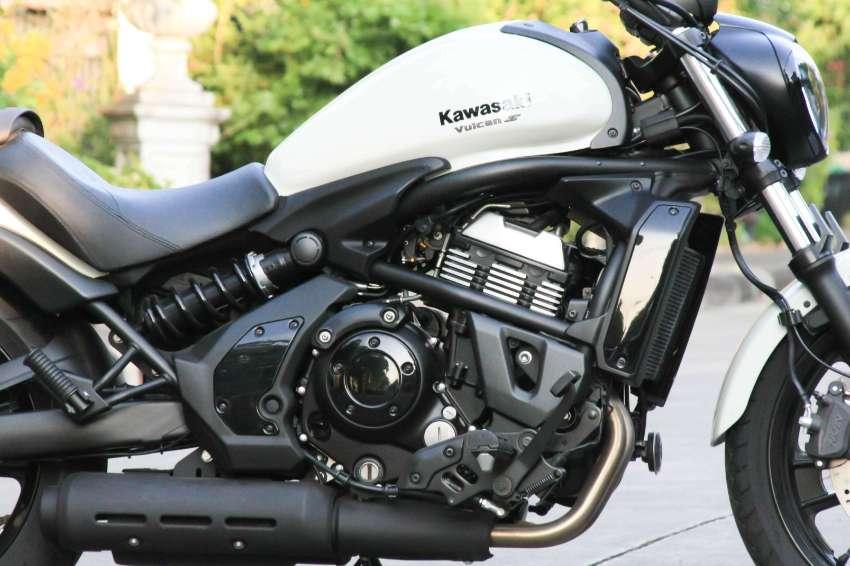 [ For Sale ] Kawasaki Vulcan s 2015 best condition