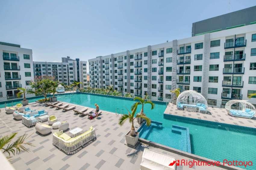 Lowest Price Ever @ Arcadia Beach Resort - Top Floor, Pool View