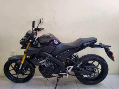 52500 All NEW Yamaha MT15 VVA 155 cc โฉมใหม่ล่าสุด สภาพเกรดA 2499 กม.