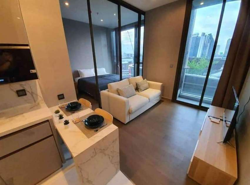 1 BR Condo for Rent 1 BR公寓出租 The Esse @ Singha Complex (K2030)