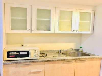 RRent - The Trendy Condominium , 1BR Floor 9 35 Sqm., at14K, condo clo