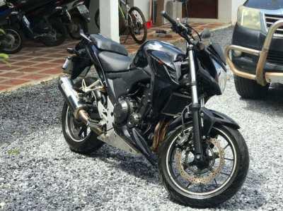 Honda CB500 F 2013,