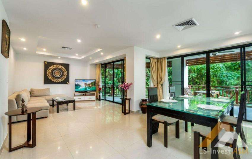 Freehold Deluxe Apartment Surin