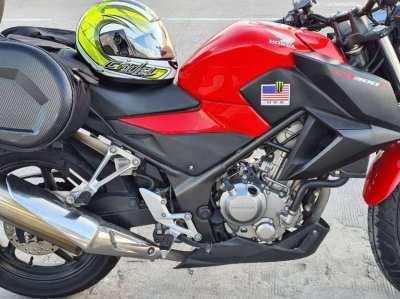 Honda CB300F rent