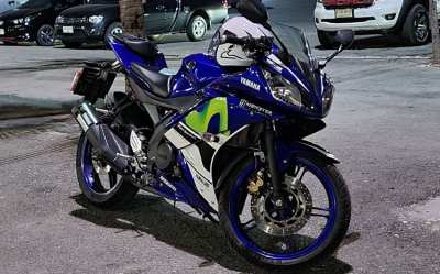 Yamaha R15 V2 rent