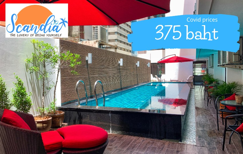 Book now, cancel anytime 375 baht per night
