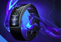 Most advanced stylish fitness tracker smartwatch