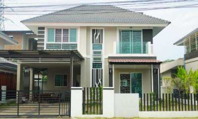 House for sale 1.5 km. from Meechok Plaza.