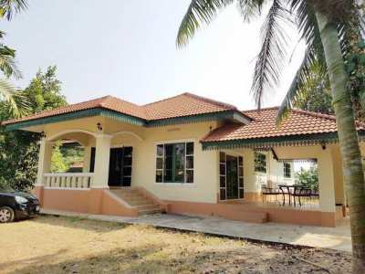 House for rent Outer Ring Rd. (Maerim - Maejo Rd.).,
