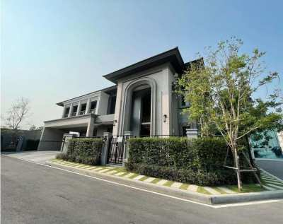 Bangna Onnut 3 Bedroom Ultra Luxury House for Sale