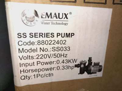 Emaux FSF350SC 14
