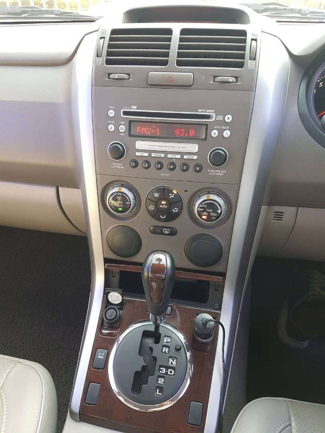 Midsize SUV Suzuki Grand Vitara