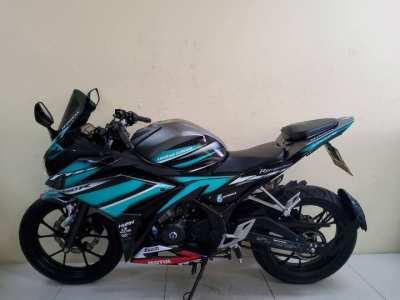 52900 All NEW Honda CBR150R ABS ปี2020 โฉมใหม่ล่าสุด 6553 กม.