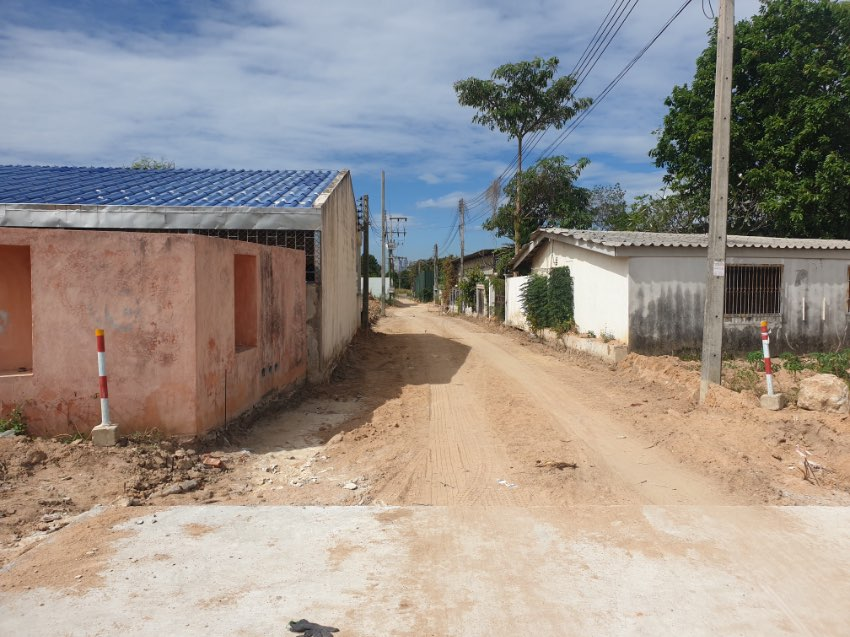 Land 3.5 rai Owner finance