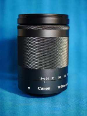 Canon EF-M 18-150mm f3.5-6.3 IS STM Lens (Graphite/Black) EOS M Mount