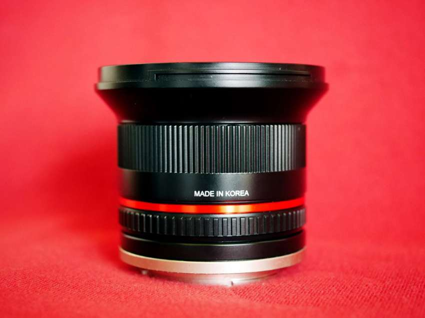Samyang for Sony 12mm f2 Ultra Wide Angle f/2.0 Lens in Box